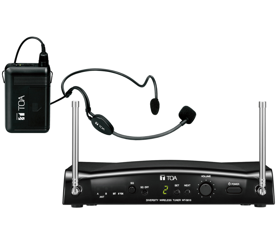 WS-5325H Wireless Set