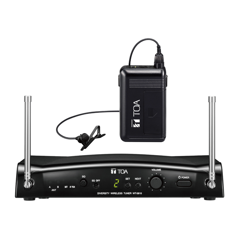 WS-5325U Wireless Set